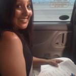 FIT CHICKS shocked reaction on Cash cab
